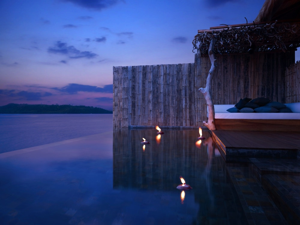 Outdoor Pool, Song Saa Private Island
