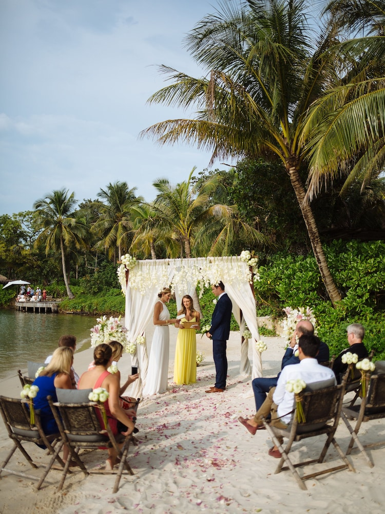 Outdoor Wedding Area, Song Saa Private Island