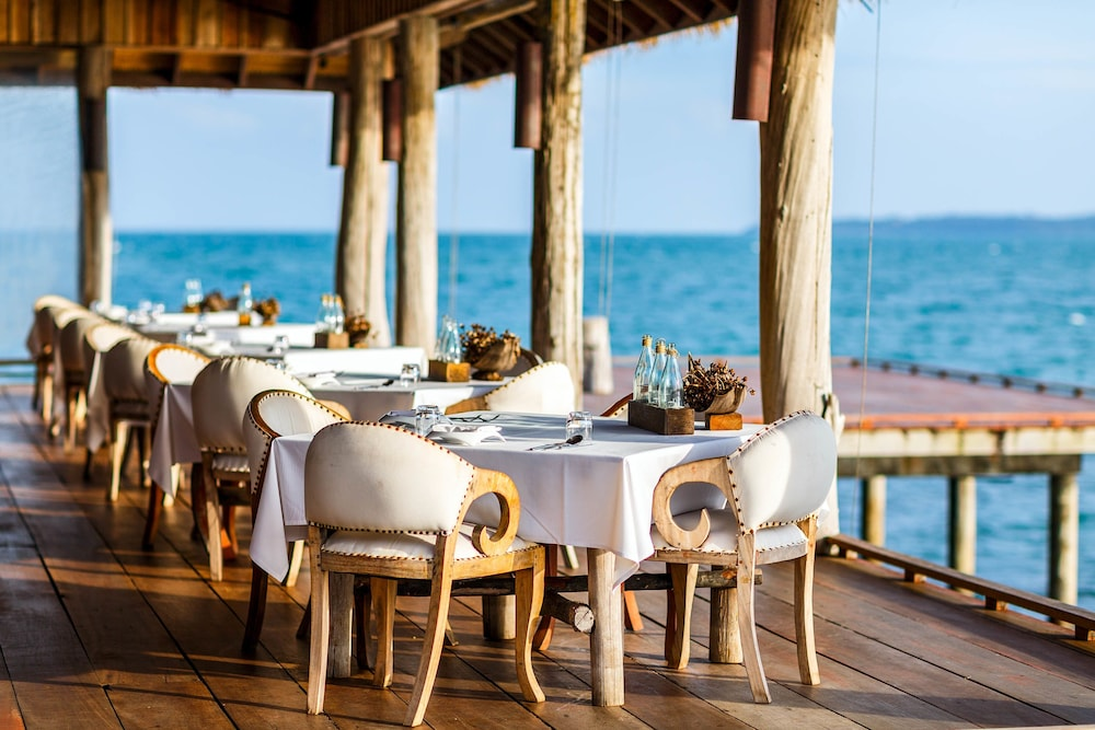 Restaurant, Song Saa Private Island