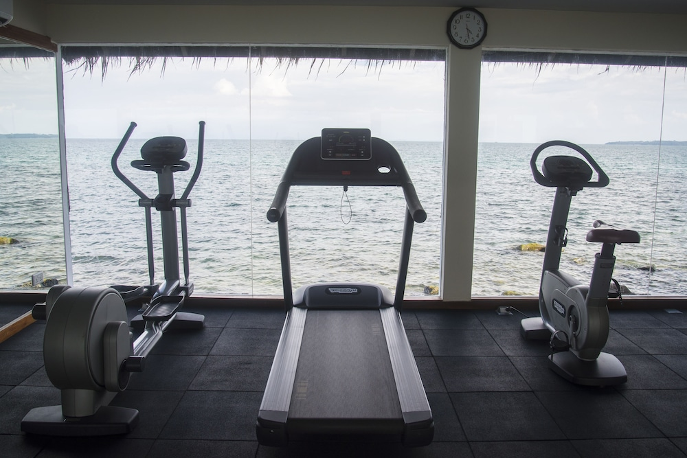Gym, Song Saa Private Island