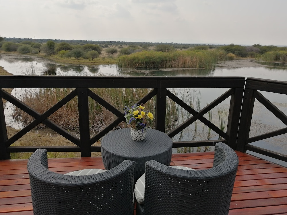 View from Property, Ditholo Game Lodge