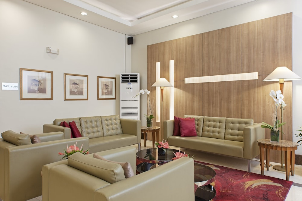 One Pacific Place Serviced Residences 3 5 Out Of 0 Hotel Front Featured Image Lobby Sitting Area