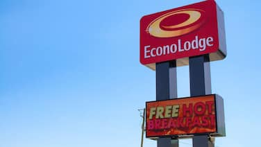Econo Lodge Moss Point - Pascagoula