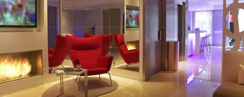Musik boutique hotel in barcelona hotel rates reviews for Best boutique hotels barcelona