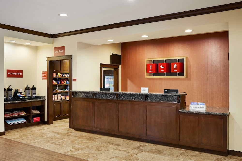 Lobby, TownePlace Suites Midland