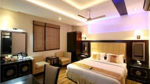 高档床上用品、记忆海绵床垫、折叠床/加床(额外收费)、免费 WiFi