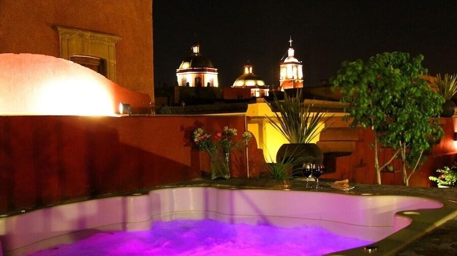 Hotel Boutique La Casa del Naranjo