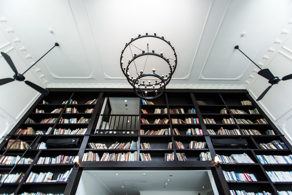 Library, The Alcove Library Hotel