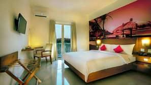 Hochwertige Bettwaren, Pillowtop-Betten, Zimmersafe, Schreibtisch