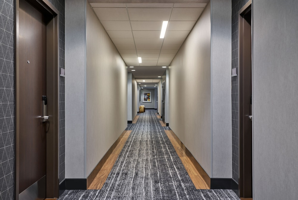 Hallway, SpringHill Suites by Marriott Denver Downtown