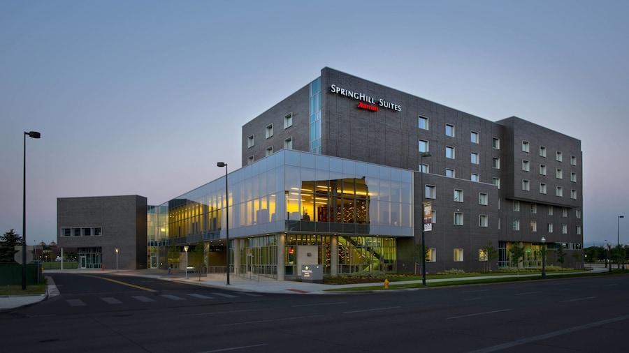 SpringHill Suites by Marriott Denver Downtown