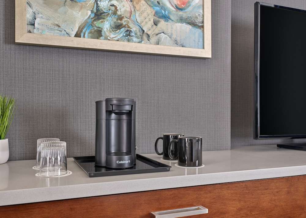Coffee and/or Coffee Maker, SpringHill Suites by Marriott Denver Downtown