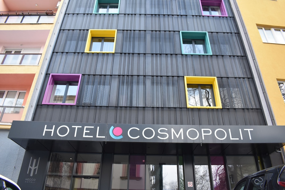 Featured Image, Hotel Cosmopolit