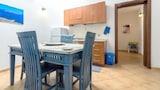 Standard Apartment, 2 Bedrooms (5 pax)