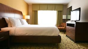 Hypo-allergenic bedding, in-room safe, rollaway beds, free WiFi