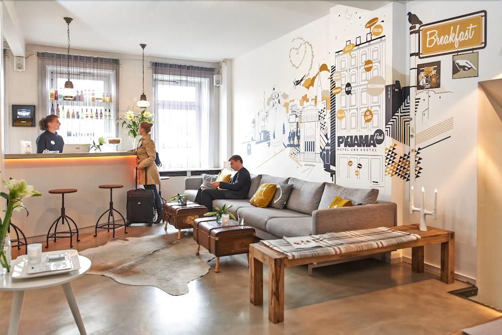Pyjama Park St Pauli Hamburg Hotelbewertungen 2019 Expedia De