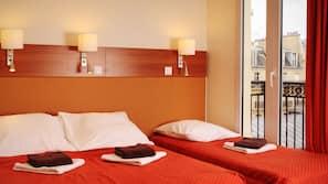 Select Comfort-madrasser, skrivbord, gratis wi-fi och sängkläder