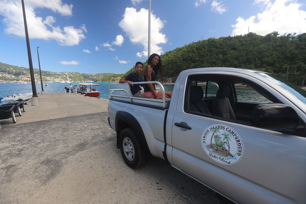 Property Amenity, Virgin Islands Campground