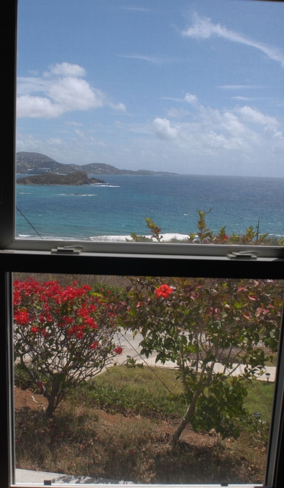 View from Room, Virgin Islands Campground