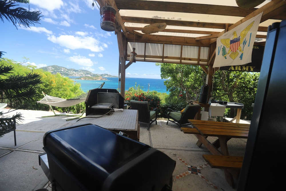 BBQ/Picnic Area, Virgin Islands Campground