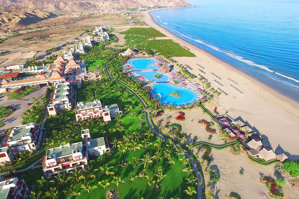 Aerial View, Royal Decameron Punta Sal - All Inclusive