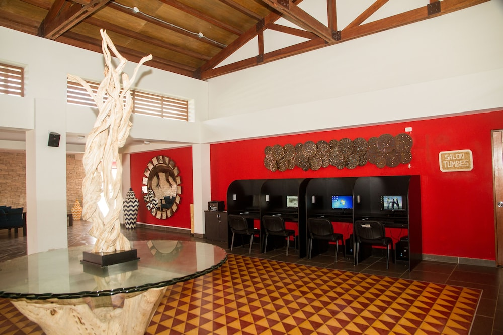Business Center, Royal Decameron Punta Sal - All Inclusive