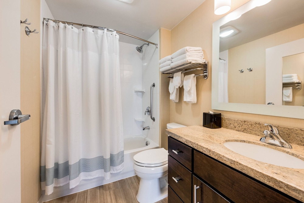 Bathroom, TownePlace Suites by Marriott Ann Arbor