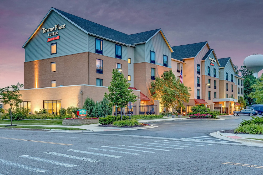 Exterior, TownePlace Suites by Marriott Ann Arbor