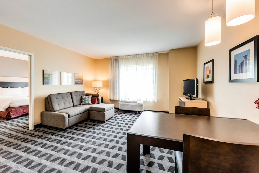 Living Area, TownePlace Suites by Marriott Ann Arbor