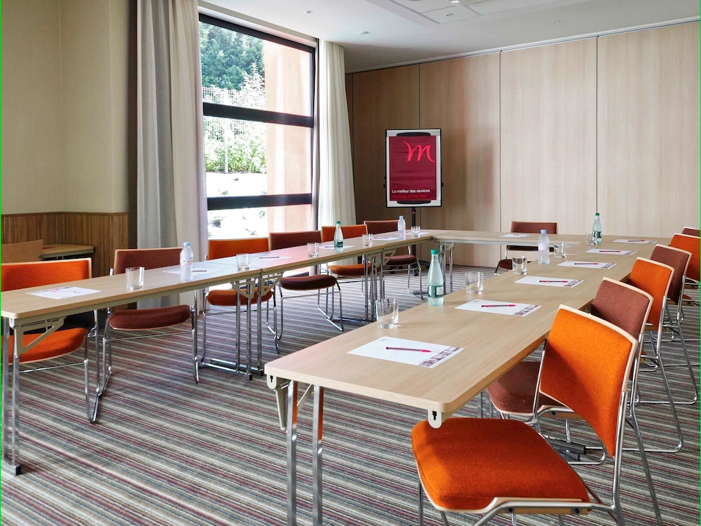 Meeting Facility, Mercure Valenciennes Centre