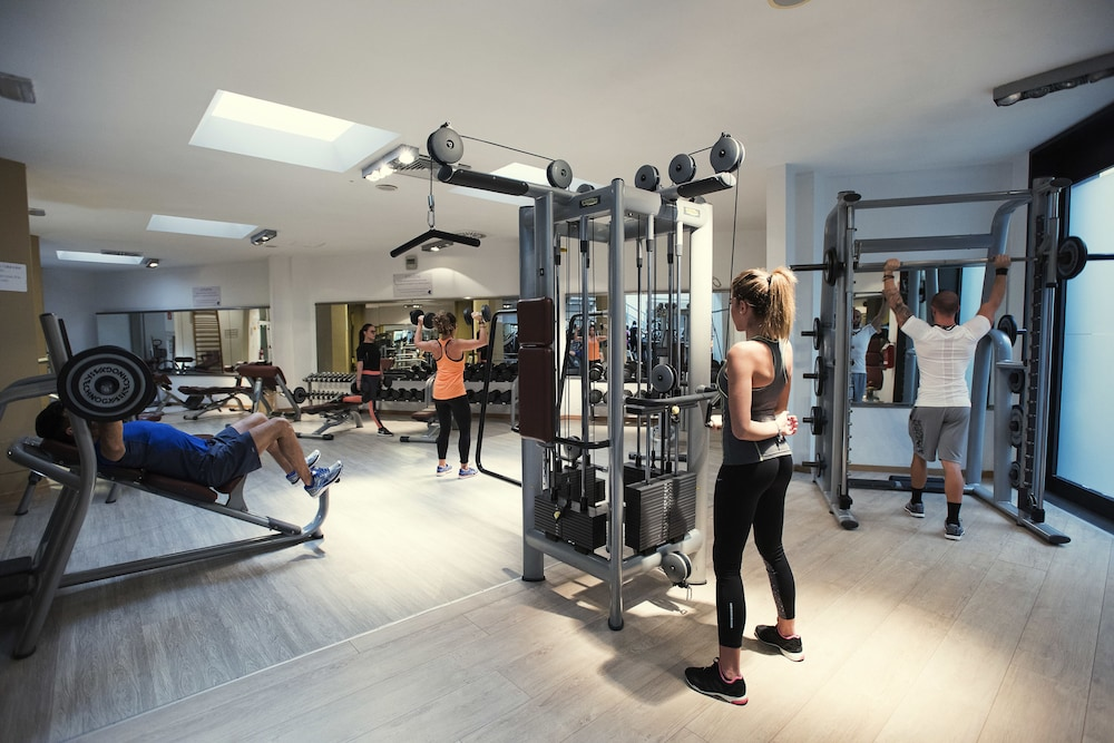 Gym, Hotel Firenze Number Nine