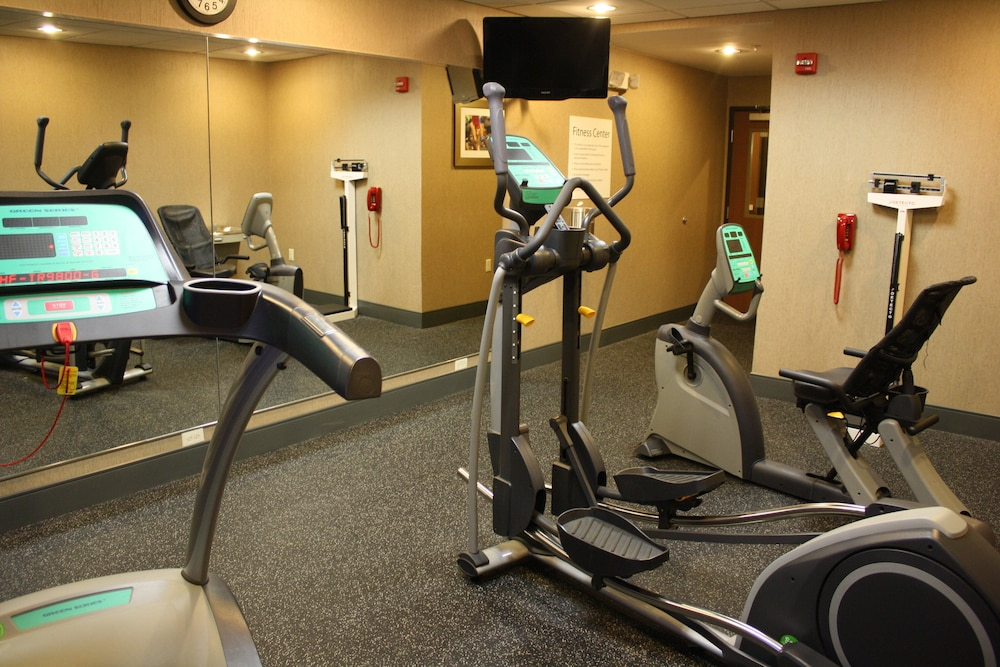 Fitness Facility, Holiday Inn Express Toledo North, an IHG Hotel