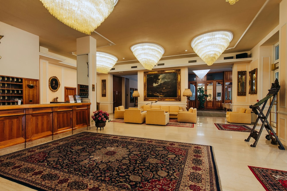 Grand Hotel Excelsior Chianciano Terme Italia Expedia It