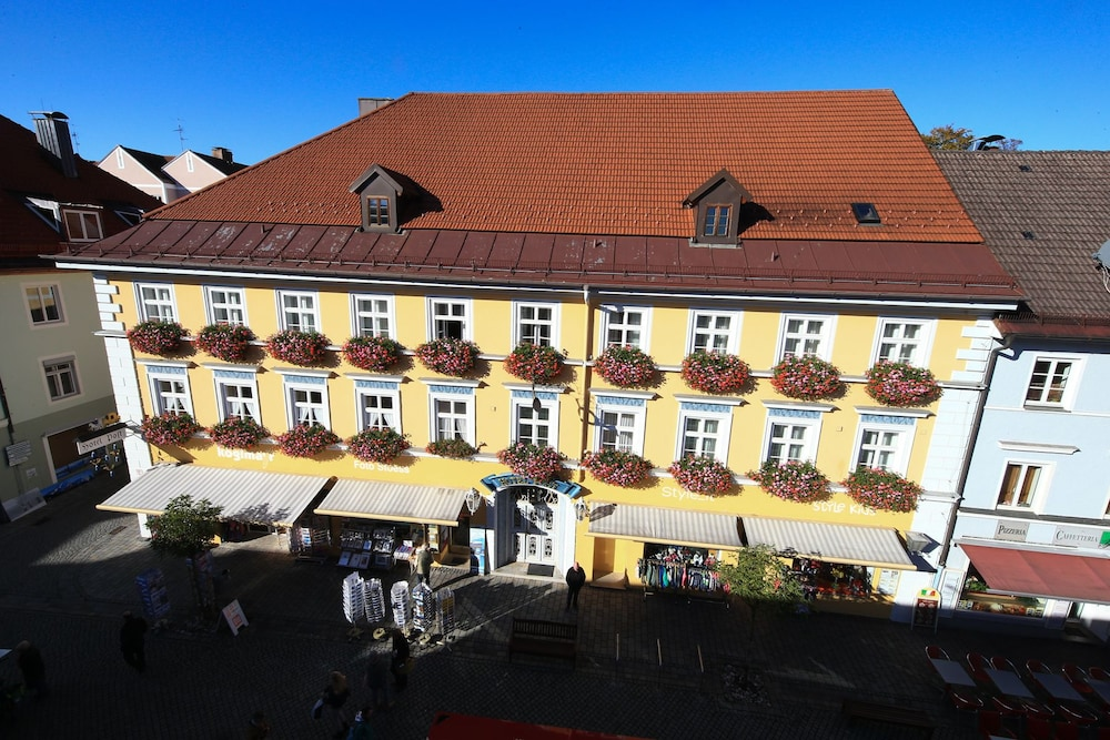 Murnau Hotel Post