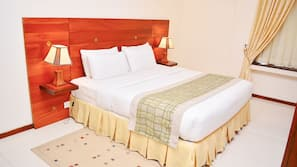 1 bedroom, Egyptian cotton sheets, premium bedding, free minibar