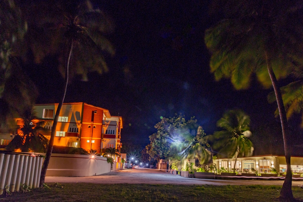 Front of Property - Evening/Night, Reveries Diving Village