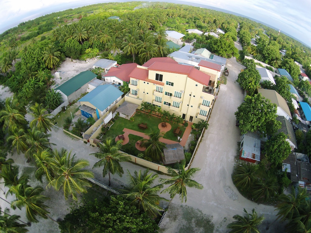 Aerial View, Reveries Diving Village