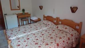 Pillowtop-Betten, kostenpflichtige Zustellbetten, kostenloses WLAN