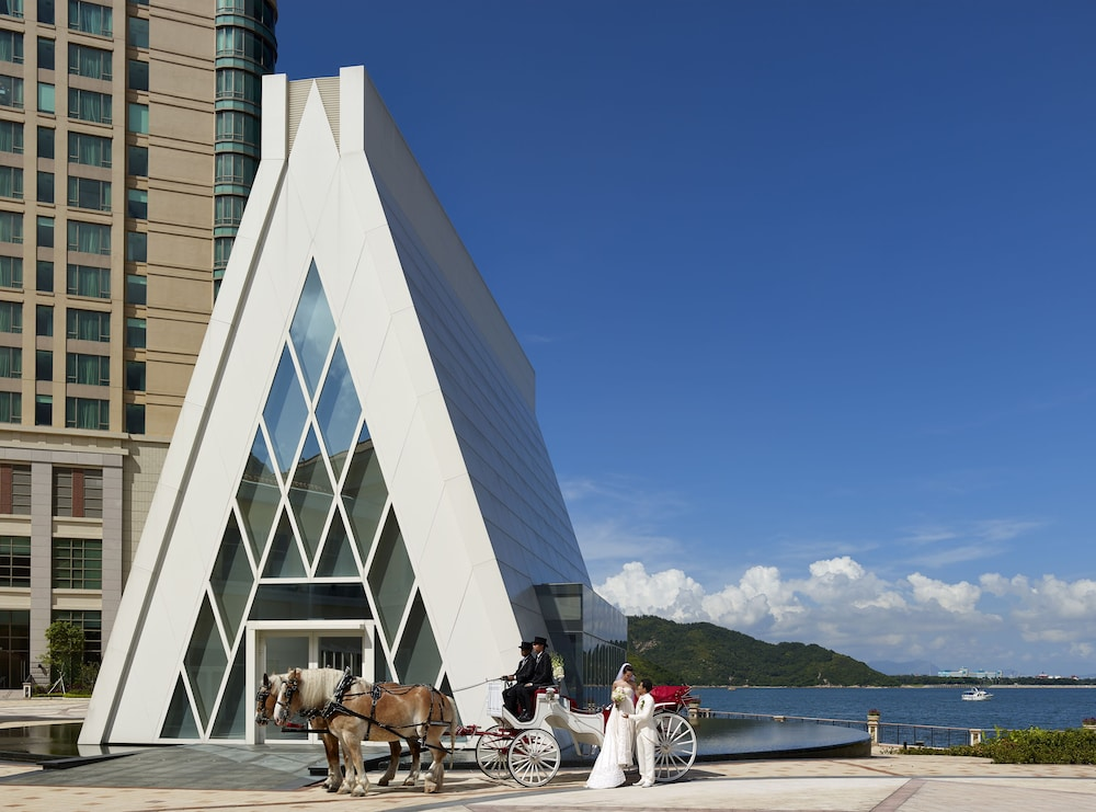 Chapel, Auberge Discovery Bay Hong Kong