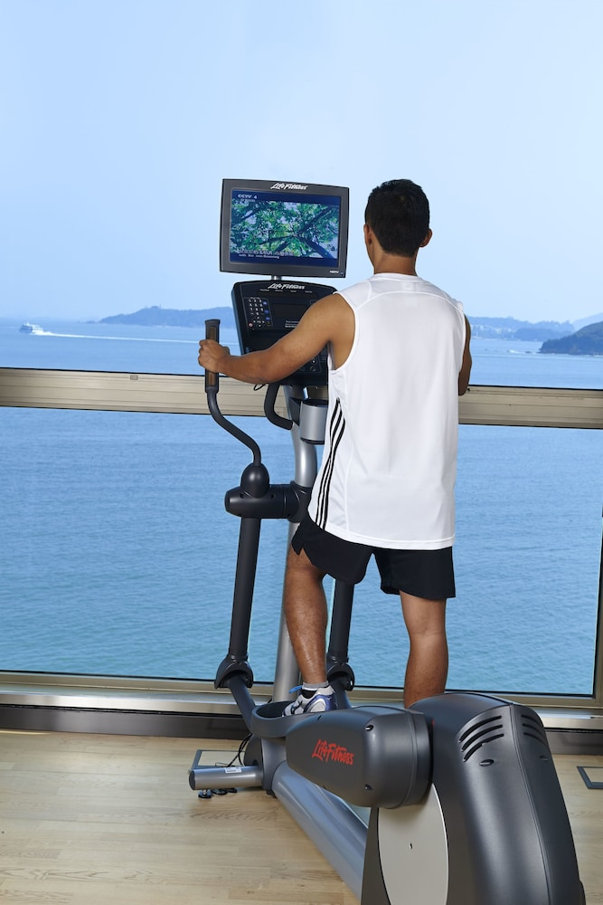 Gym, Auberge Discovery Bay Hong Kong
