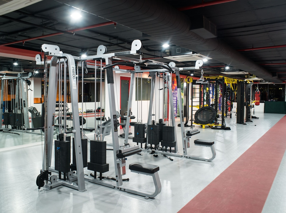 Gym, Daspalla Hyderabad