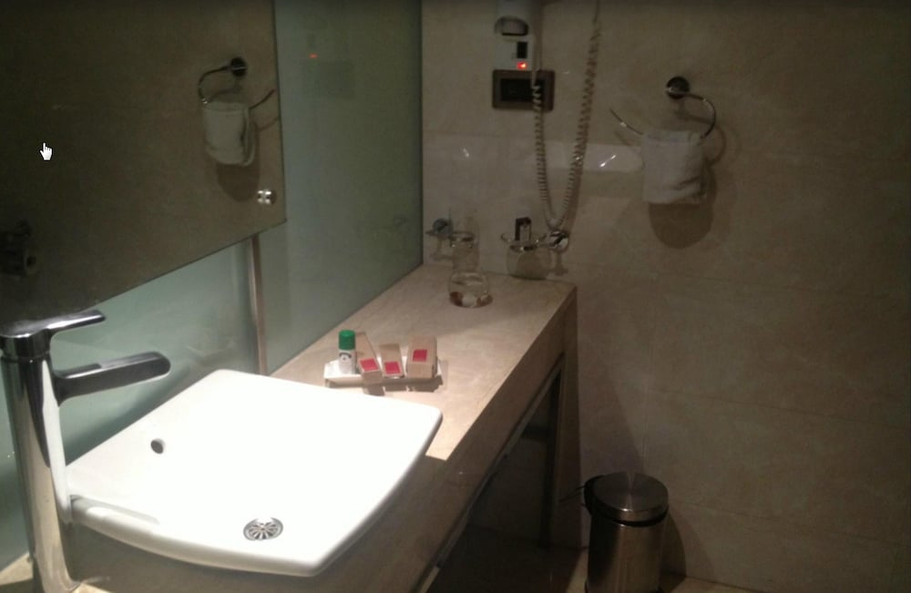 Bathroom, Daspalla Hyderabad