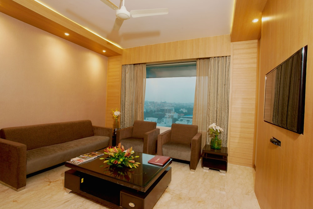 Living Room, Daspalla Hyderabad