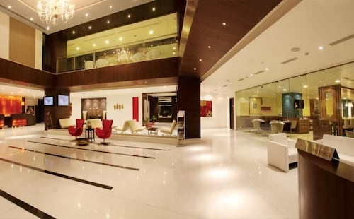 Lobby, Daspalla Hyderabad