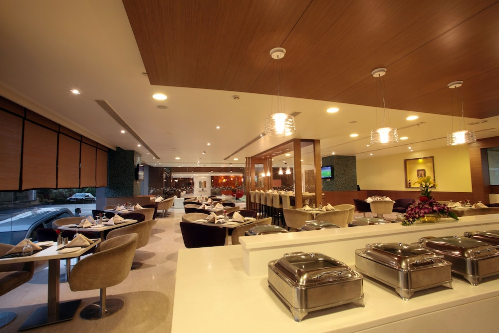 Breakfast Area, Daspalla Hyderabad
