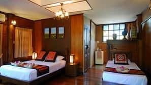 เตียง Select Comfort, ตู้นิรภัยในห้องพัก, ห้องพักตกแต่งอย่างมีเอกลักษณ์
