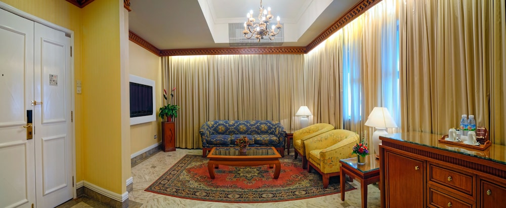 Living Room, The Jesselton Hotel
