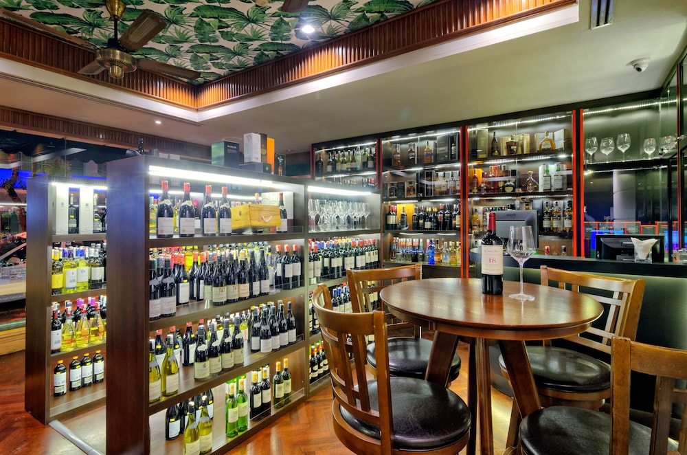 Winery, The Jesselton Hotel