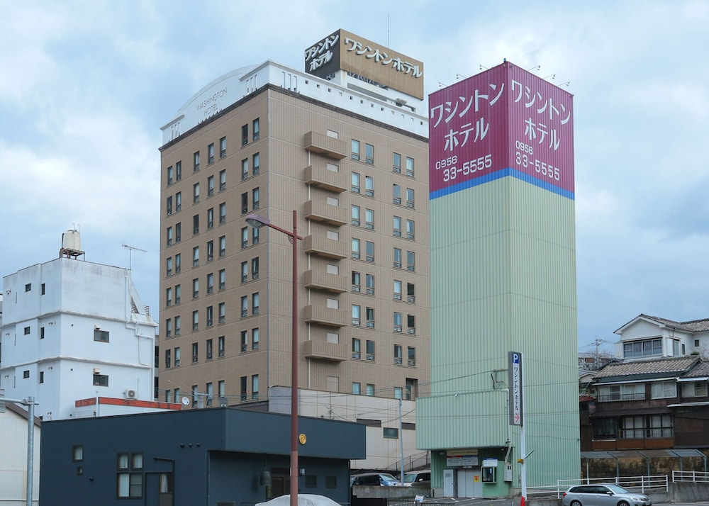 Exterior, Sasebo Washington Hotel