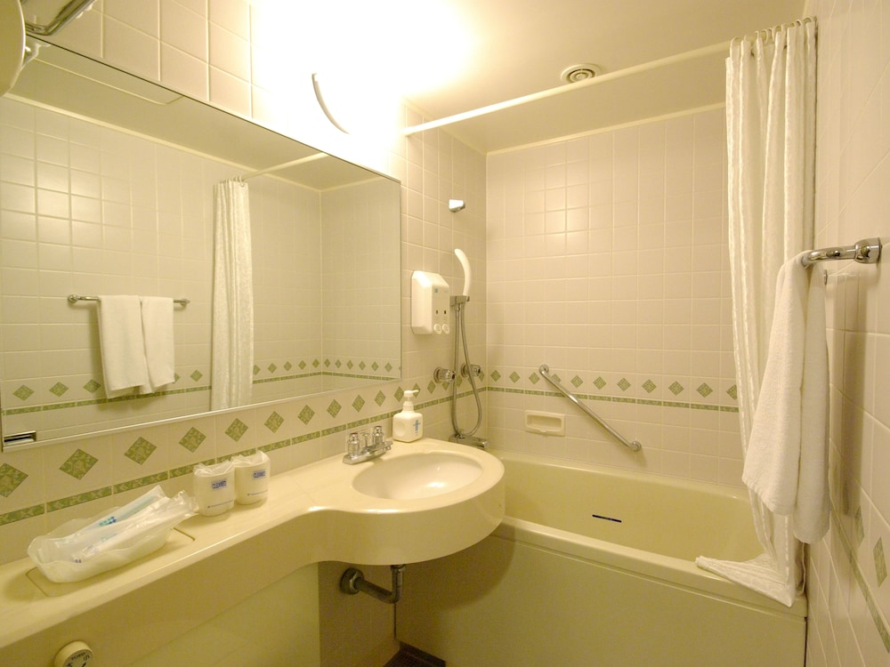 Bathroom, Sasebo Washington Hotel